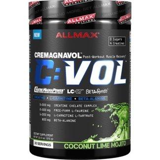 Allmax Nutrition C:VOL 30 SERVINGS COCONUT LIME MOJITO