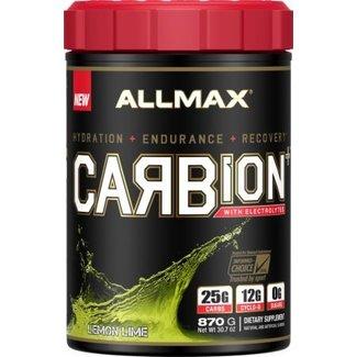 Allmax Nutrition Carbion Lemon Lime 30 Servings