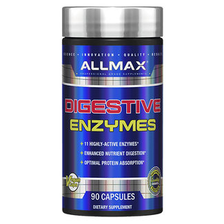 Allmax Nutrition Digestive Enzymes 90 Capsules