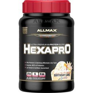 Allmax Nutrition HexaPro Birthday Cake 3Lb