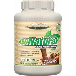 Allmax Nutrition ISONATURAL 5 LB CHOCOLATE