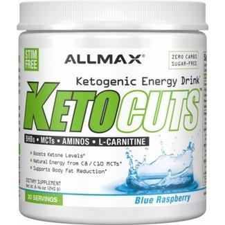 Allmax Nutrition KETOCUTS Blue Raspberry 30 Servings