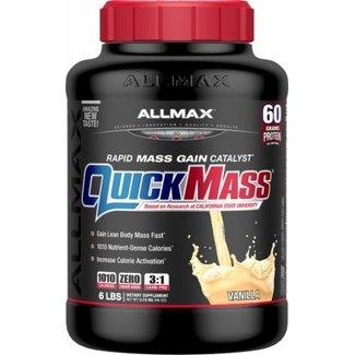 Allmax Nutrition QuickMass Vanilla 6 Lb