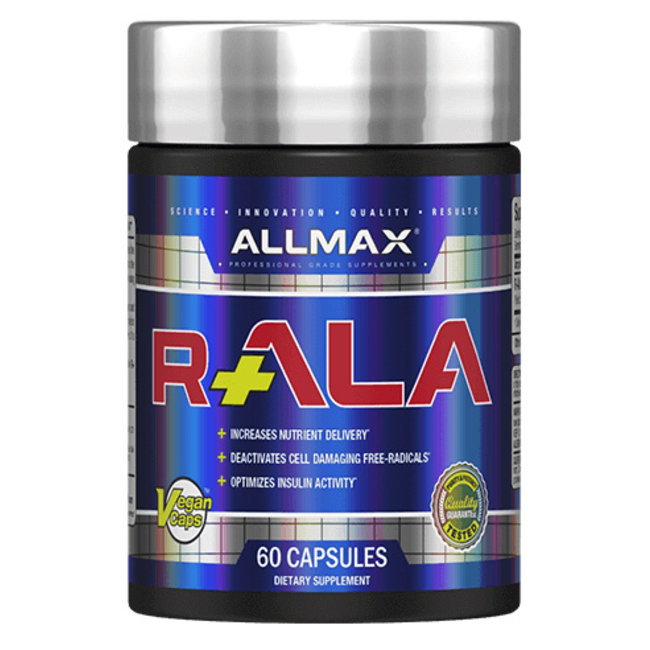 Allmax Nutrition R-Ala 60 Capsules