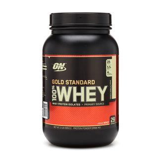 Optimum Nutrition Gold Standard French Vanilla Cream 100% Whey 2Lb