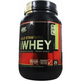 Optimum Nutrition Gold Standard Key Lime 100% Whey 2Lb