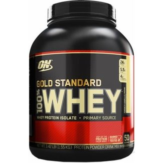 Optimum Nutrition Gold Standard French Vanilla Cream 100% Whey 4Lb