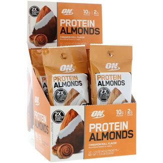 Optimum Nutrition Protein Almonds Cinnamon Roll 1.5 Oz