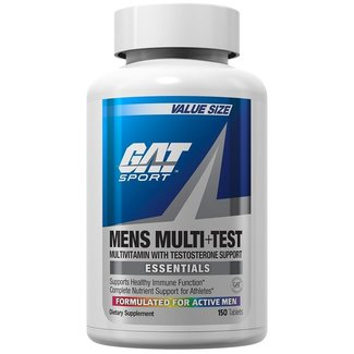 German American Technologies Men's Multi +Test 150 Tablets