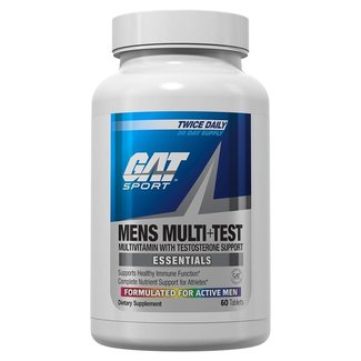 German American Technologies Men's Multi +Test 60 Tablets