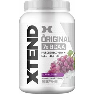 Scivation Xtend Glacial Grape 90 Servings