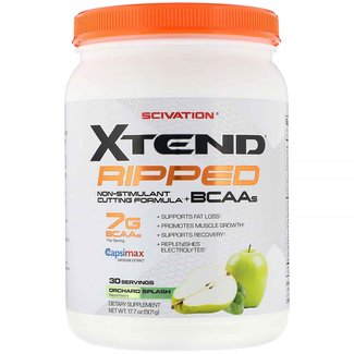 Xtend Xtend Ripped Orchard Splash 30 Servings