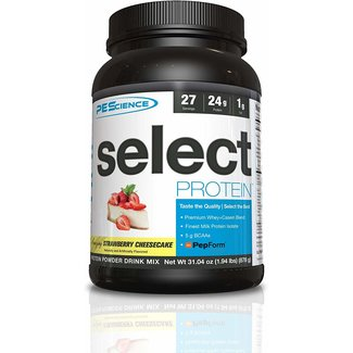 Pescience Select Protein Strawberry Cheesecake 2 Lbs