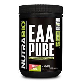 Nutrabio EAA Pure Cherry Limeade 30 Servings