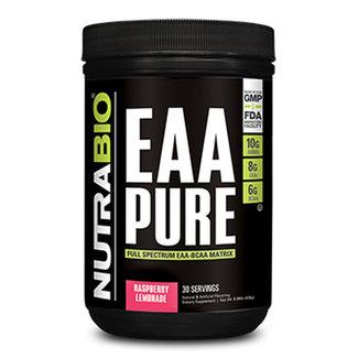 Nutrabio EAA Pure Raspberry Lemonade 30 Servings