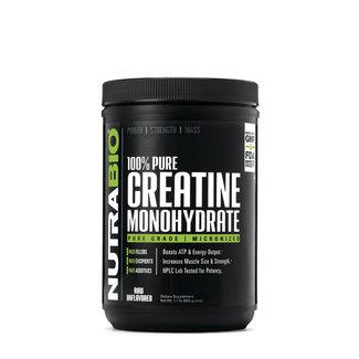Nutrabio Creatine Monohydrate 500 grams