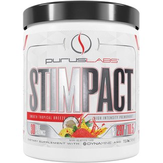 Purus Labs StimPact Smooth Tropical Breeze 30 Servings