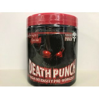 Strength Game Death Punch Tigers Blood 30 Servings