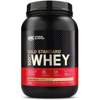 Optimum Nutrition Gold Standard Whey Gingerbread 2 Lbs