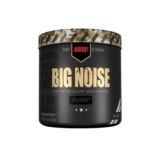 Redcon1 Big Noise Unflavored 30 Servings