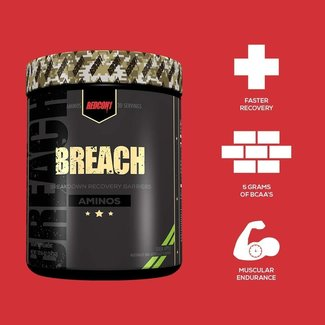 Redcon1 Breach Sour Apple 30 Servings