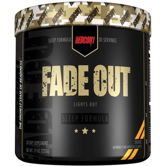 Redcon1 Fade Out Orange 30 Servings