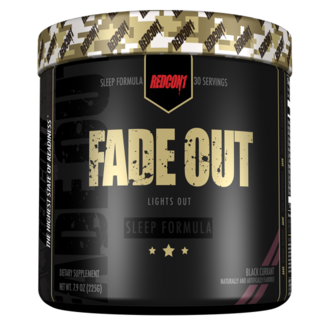 Redcon1 Fade Out Black Currant 30 Servings
