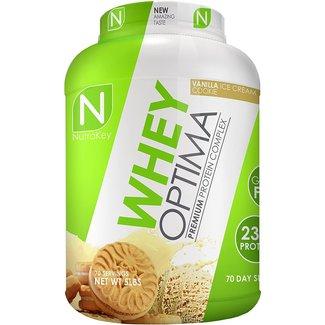 Nutrakey Whey Optima Vanilla Ice Cream Cookie 5 Lb