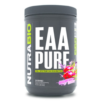 Nutrabio EAA Pure Dragonfruit Candy 30 Servings