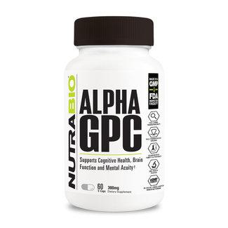 Nutrabio ALPHA GPC 60 VC
