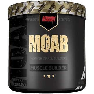Redcon1 Moab Unflavored 30 Serv