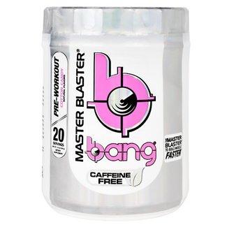 Vpx Bang Caffeine Free Master Blaster Cotton Candy 20 Serv