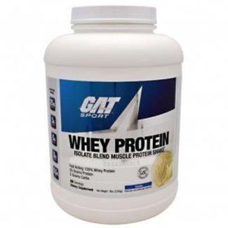 German American Technologies Whey Protein Vanilla 5 Lb