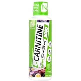 Nutrakey L-Carnitine 3000 Passion Berry 31 Serv
