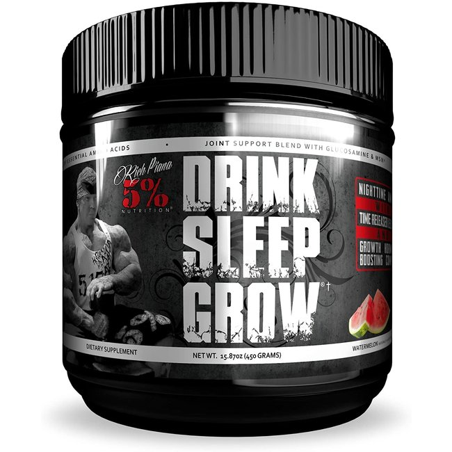 5% Nutrition Drink Sleep Grow Watermelon 30 Serv