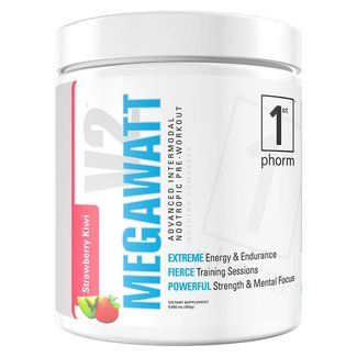 1st Phorm MegaWatt V2 Strawberry Kiwi 45 Serv