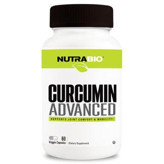 Nutrabio Curcumin Advanced 60 VC