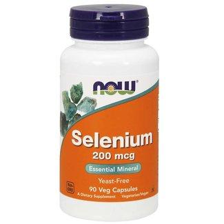 Now Foods Selenium 200MCG 90 Tb