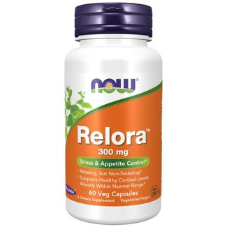 Now Foods Relora 300MG 60 VC