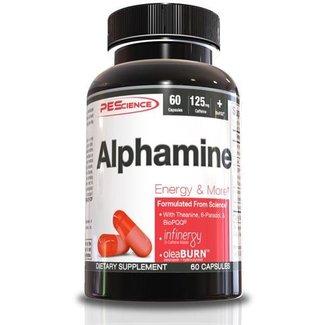 Pescience Alphamine 60 Cap