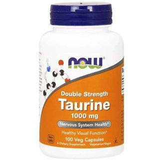 Now Foods Taurine 1000MG 100 VC