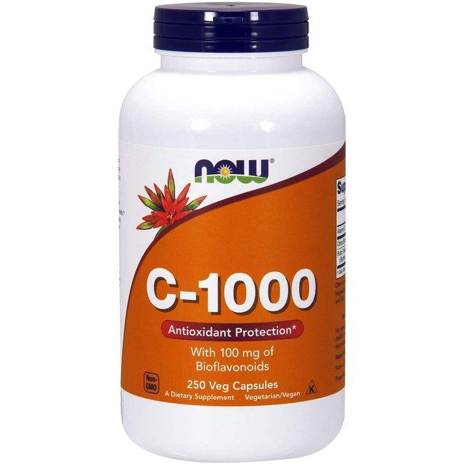 Now Foods C-1000 With BioFlavonoids 100 Cap