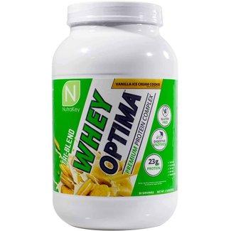 Nutrakey Whey Optima Vanilla Ice Cream 2 LB