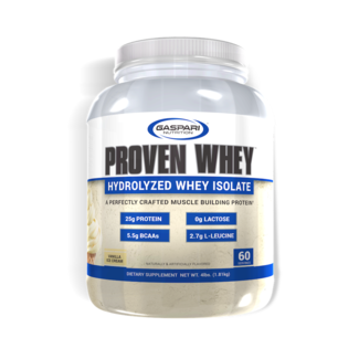 Gaspari Gaspari Nutrition Proven Whey Hydrolyzed Whey Isolate