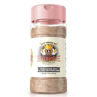 Flavor God Himalayan Salt & Pink Peppercorn Seasoning
