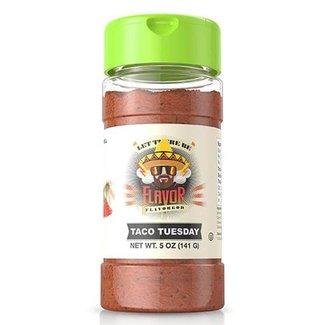 Flavor God Taco Tuesday