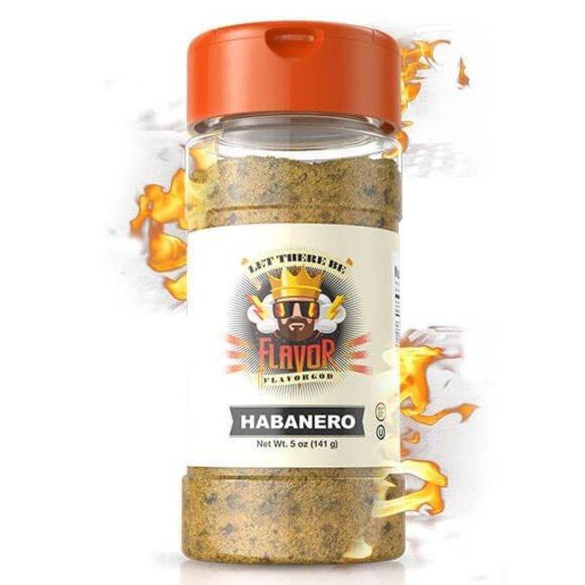 Flavor God Habanero Seasoning