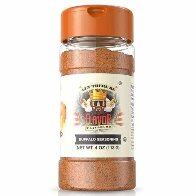 Flavor God Buffalo Seasoning