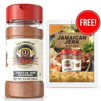 Flavor God Jamaican Jerk Seasoning