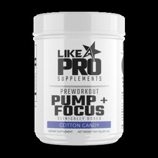 Like a Pro Like a Pro Pump & Focus